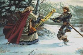 Fighting Thorson