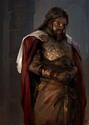 Harken II before coronation