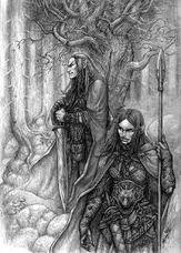 First dark elves