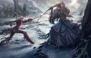 Nymeria vs