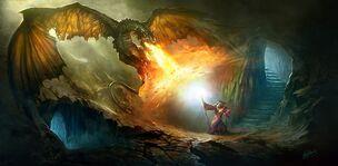 Azugon vs dragon