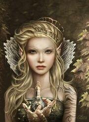 Child Nymeria