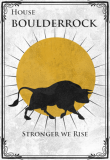 House boulderrock
