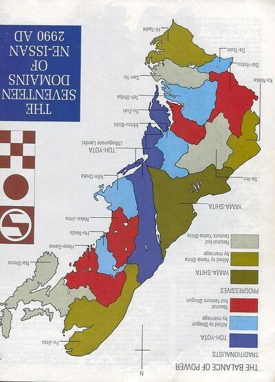 Ne-Issan Map