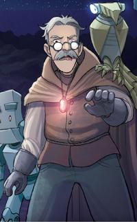 Stonekeeper Silas Charnon