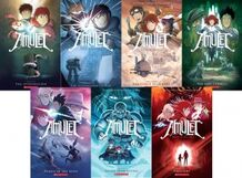Amulet Series Books