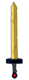 Finn's Sword