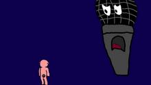 Kyle & Microphone
