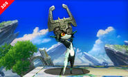 Midna assist trophy super smash bros