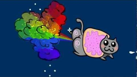 Nyan Cat Fat original