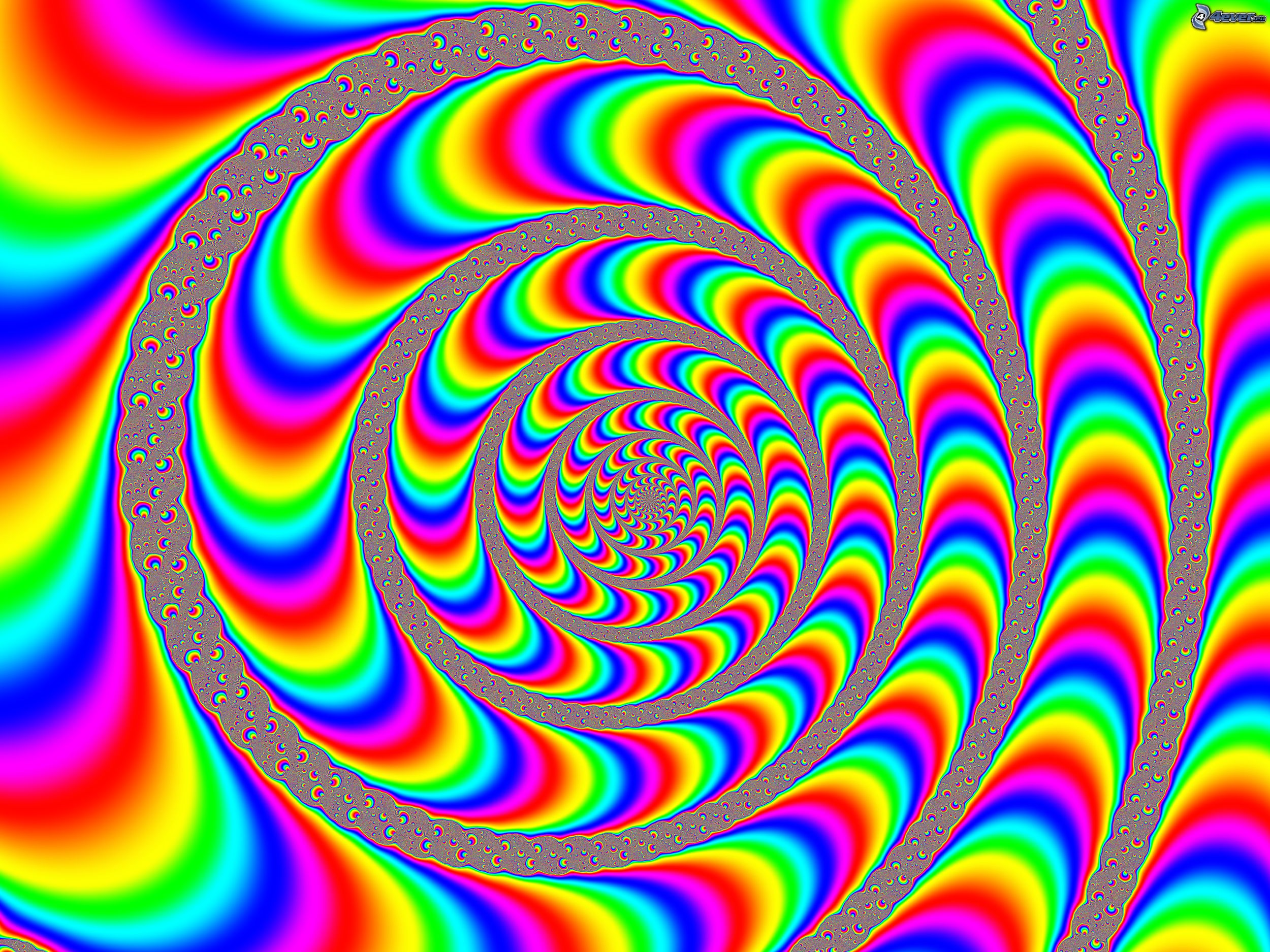 -pictures.4ever.eu- optical illusion, spiral 158747