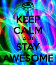 Awesome keep calm