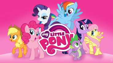 My little pony logo ponyville review blogger