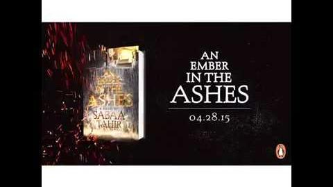 "AN EMBER IN THE ASHES - By Sabaa Tahir - ""Laia"" Character Trailer"