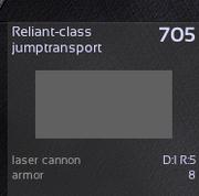 Reliant-class jumptransport