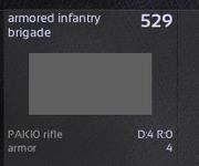 Armored infantry brigade