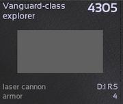 6 Vanguard-class explorer