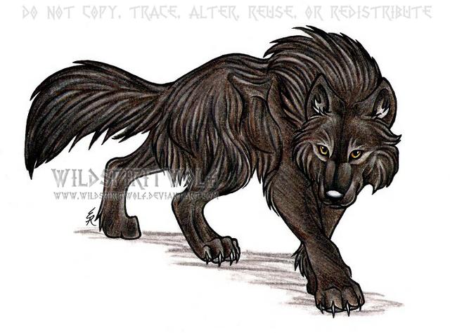 File:Dark Werewolf.png