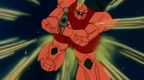 Mobile Suit Gundam - Here Comes Char-0
