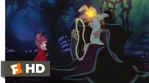 The Secret of NIMH (6 9) Movie CLIP - Meeting Nicodemus (1982) HD