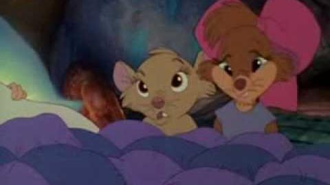 The Secret Of Nimh - Timmy's sick
