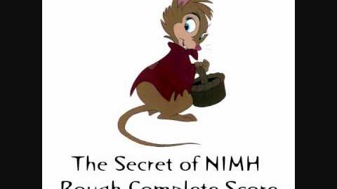 Something Very Important - The Secret of NIMH Rough Complete Score