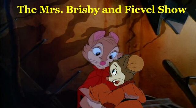File:The Mrs. Brisby and Fievel Show.jpg