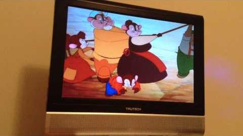 An American Tail 2 - Fievel Gets To Green River