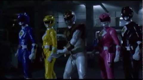MMPR The Movie - First Fight Scene
