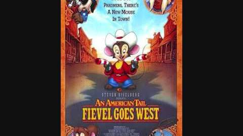 An American Tail 2 Fievel Goes West Soundtrack - Cat Rumble