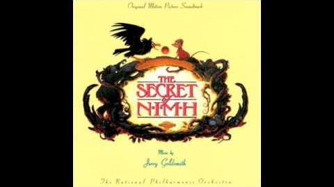 Secret of N.I.M.H. OST Step Inside My House (vinyl)