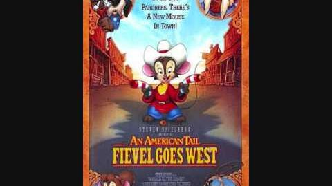 An American Tail 2 Fievel Goes West Soundtrack - Singing Parts