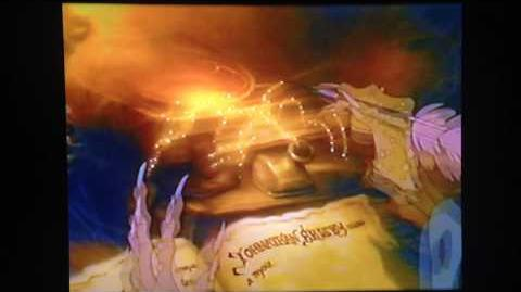 Opening to The Secret of NIMH 1994 VHS