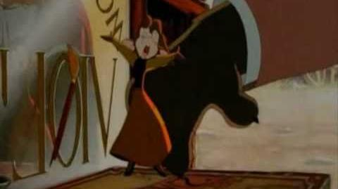"""""""Dreams to Dream"""" (An American Tail - Fievel Goes West) Video"""