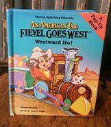 (1991) Westward Ho! Book