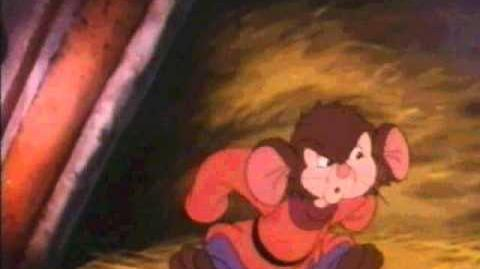 American Tail - orphans dubbing