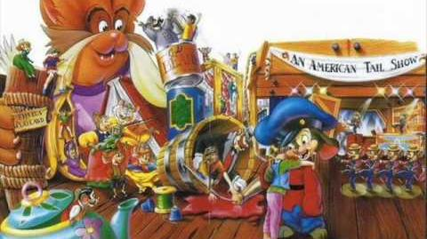 Universal Studios- An American Tail Live Show