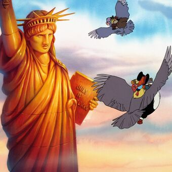 Statue of Liberty | An American Tail Wiki | Fandom
