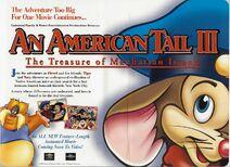 An american tail iii original promo ad by c e studio dd1ddbj-fullview