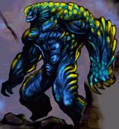 Mutant Concept Art