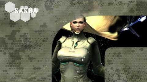 Official Anarchy Reigns Sasha HD video game trailer - X360