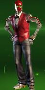 Bar Bot Red