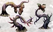 Mutant Plant Concept Art 2