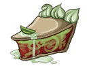 Meloberry Pie