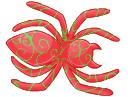 Meloberry Gummy Spider