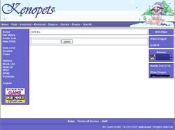 Keno layout screenie