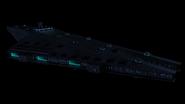 Union Anchor class render Kerkythea