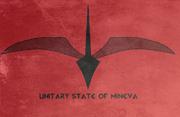 Mineva flag