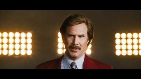 Anchorman 2 Official Teaser Trailer