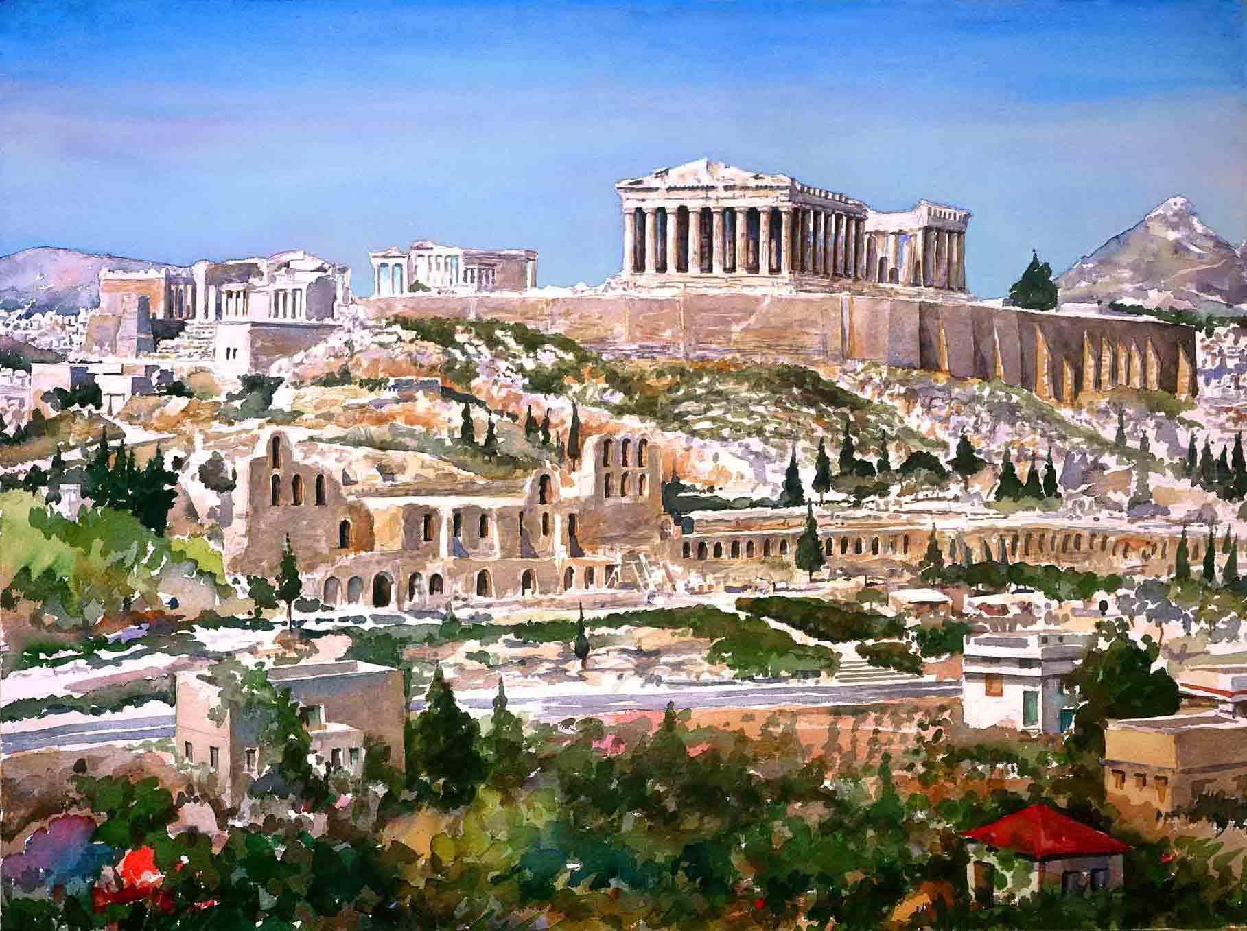 Image Acropolisjpg Ancient Greece Wiki FANDOM powered by Wikia